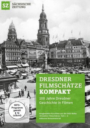 DVD Dresdner Filmschätze - kompakt