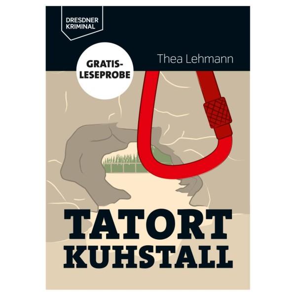Leseprobe A6 Thea Lehmann - Tatort Kuhstall