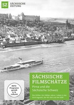 DVD Sächsische Filmschätze