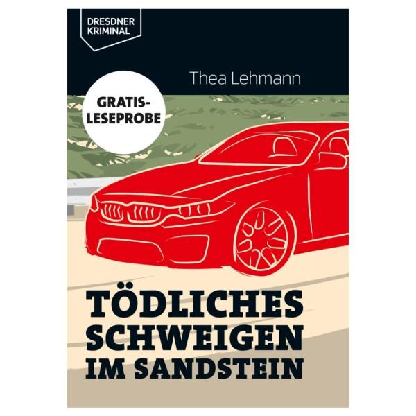 Leseprobe A6 Thea Lehmann - Tödliches Schweigen