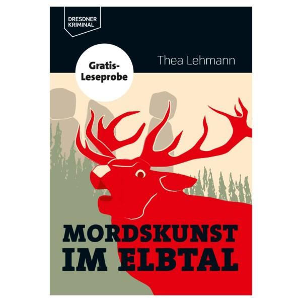 Leseprobe A6 Thea Lehmann - Mordskunst im Elbtal